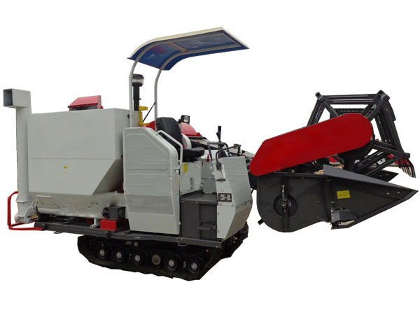 Large rice combine harvester beatific brand management bbm for Rice pump and motor